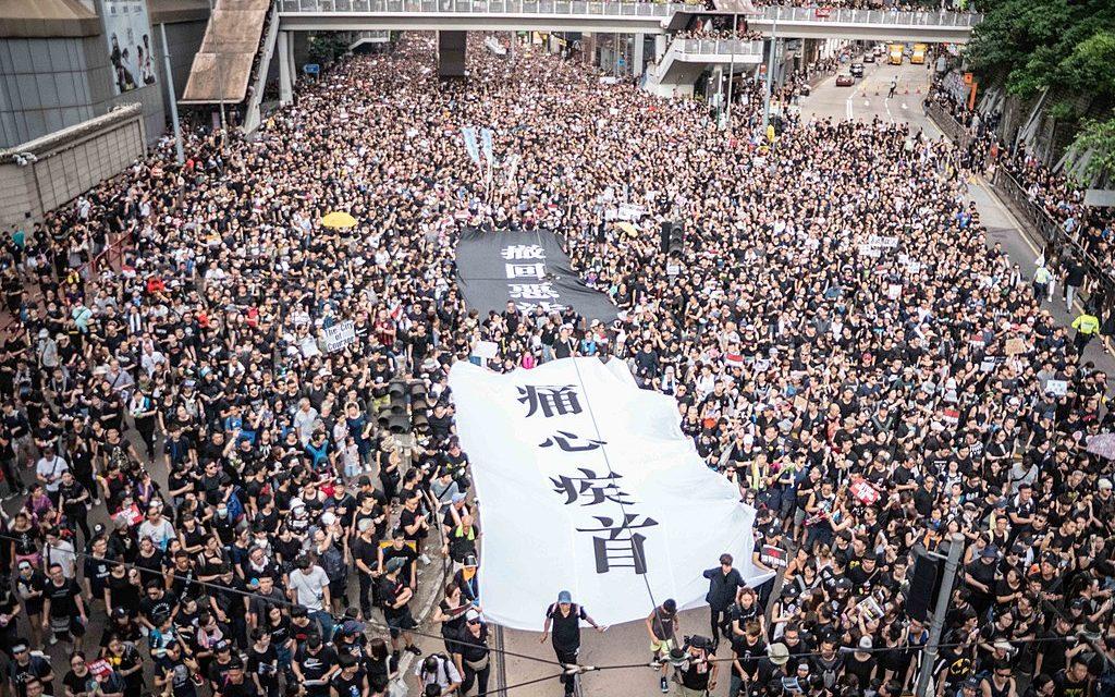Le courage, la détermination et l'éternel combat pour la liberté viennent de marquer un très grand point à Hong-Kong