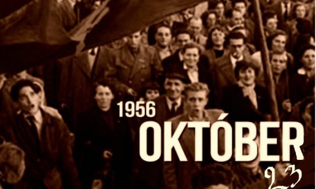 The Hungarian revolution of 1956 was an inspiration for the world