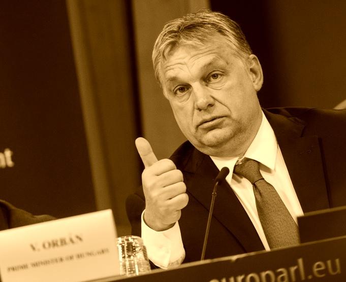 Orbán est un démagogue cynique, mais maitrise bien la politique internationale