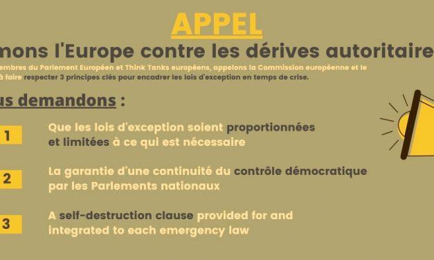 Bewaffnen wir Europa gegen autoritäre Exzesse