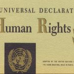 School assignment: Why are human rights important?
