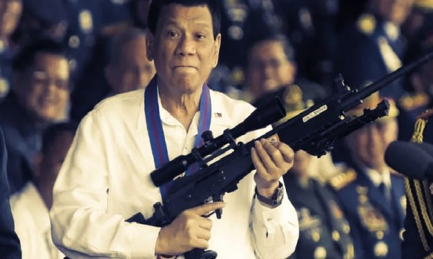 Philippines : Hold the line!
