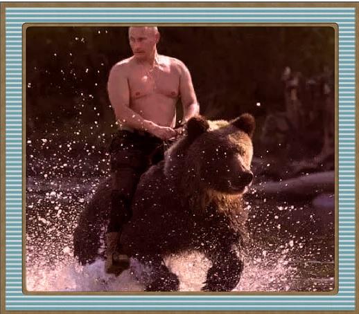 Herr Putin, das war falsch